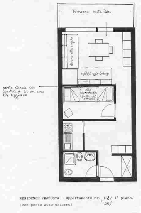 Planimetria divani la scelta giusta variata sul design - Planimetria della casa ...